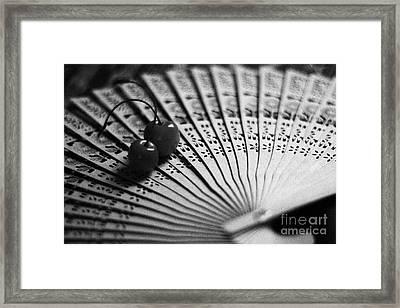 Love Forever Framed Print by Vishakha Bhagat