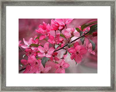 Love Is Eternal Framed Print by The Art Of Marilyn Ridoutt-Greene