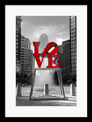 All You Need Is Love Framed Prints