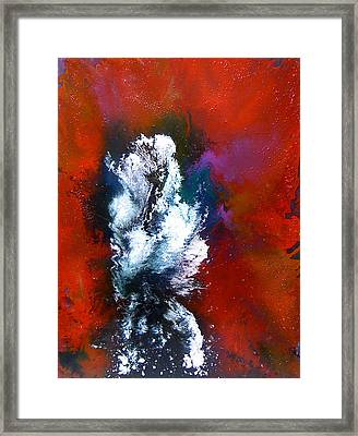 Love Framed Print by Min Zou