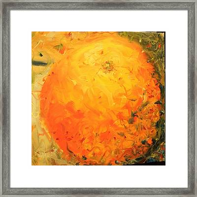 Love Of Three Oranges I Framed Print