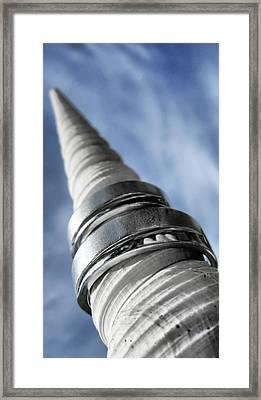 Love Pagoda Framed Print