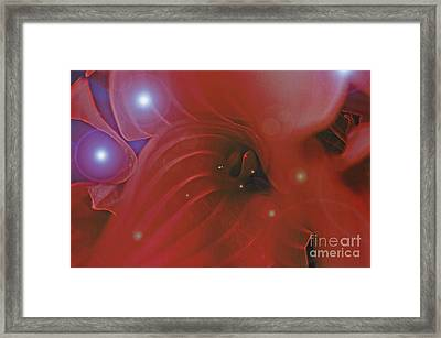 Love Potion Framed Print by First Star Art