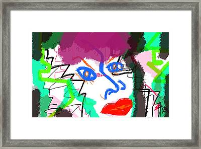 Love Remains  Framed Print by Paul Sutcliffe