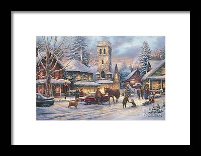 Collectibles Framed Prints