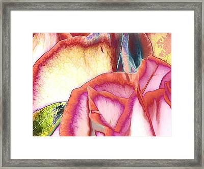 Love Story - At First Sight Framed Print