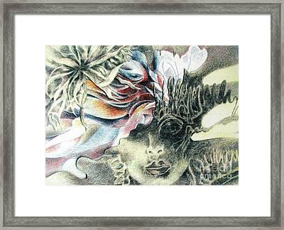 Love To Ramon Framed Print