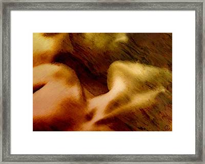 Love Vibes Framed Print by Gun Legler