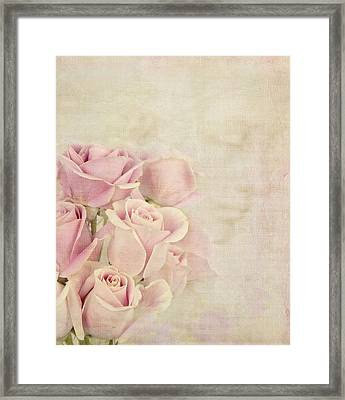 Love Waits Framed Print by Theresa Tahara