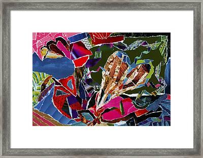 love what U do Framed Print