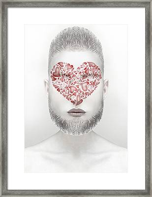 Love Framed Print by Yosi Cupano