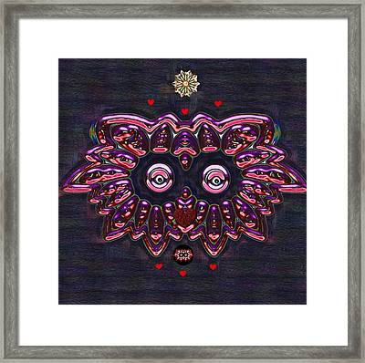 Love You My Baby Framed Print by Pepita Selles