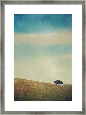 Love Your Own Company Framed Print by Laurie Search