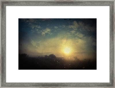 Lovelorn Framed Print