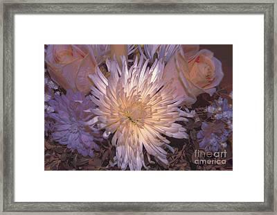 Lovely Bouqet  Framed Print by Kathleen Struckle
