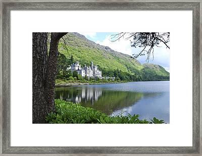 Lovely Kylemore Abbey Framed Print