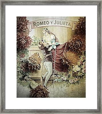 Lovers Number Two Framed Print
