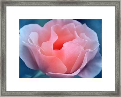 Loving You Framed Print by The Art Of Marilyn Ridoutt-Greene