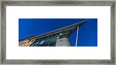 Low Angle View Of A Building, Aker Framed Print by Panoramic Images