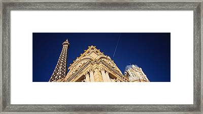 Low Angle View Of A Building In Front Framed Print by Panoramic Images
