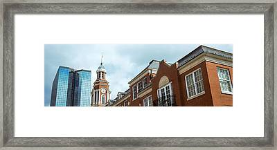 Low Angle View Of The Howard H. Baker Framed Print