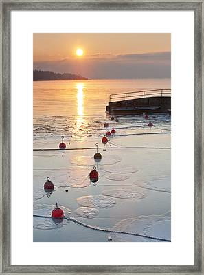 Low Season Framed Print by Holger Spiering