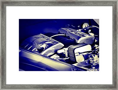 LS3 Framed Print by Ricky Barnard