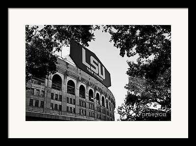 Baton Rouge Framed Prints