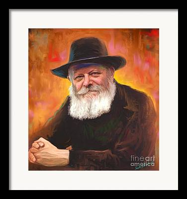 Jewish Framed Prints