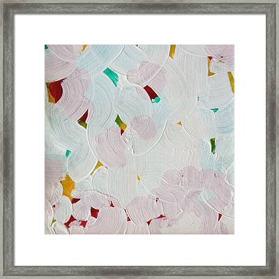 Lucent Entanglement C2013 Framed Print by Paul Ashby