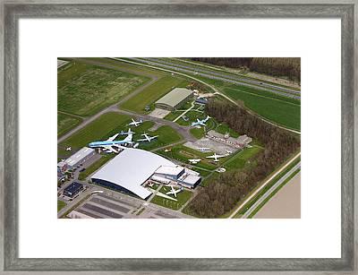 Luchtvaartpark Aviodrome, Lelystad Framed Print