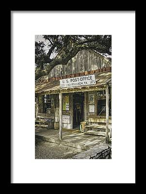 Country Store Framed Prints