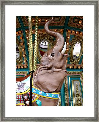 Lucky Framed Print by Colleen Kammerer