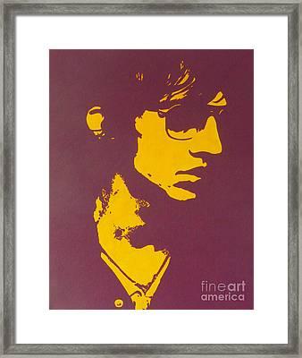 Lucky Man Framed Print by ID Goodall