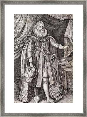Ludovic Stewart Framed Print by Paul D Stewart