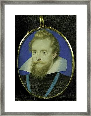 Ludovic Stuart, 1574-16231624, First Duke Of Richmond Framed Print by Litz Collection