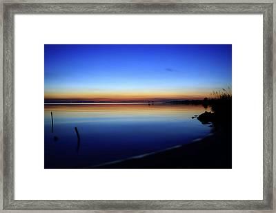 Lui Na Greine Framed Print by Barry Kerr