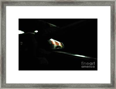 Luke's X Wing Fighter Framed Print by Micah May