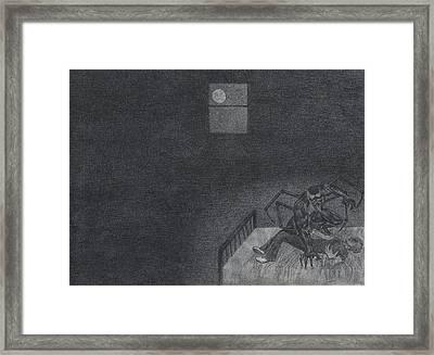 Lullaby Framed Print by Alexandra Adams