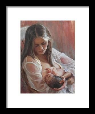 Mother Framed Prints