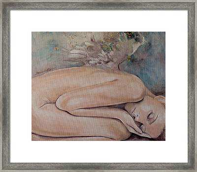 Lullaby Framed Print by Dorina  Costras