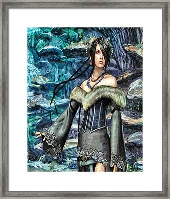Lulu Framed Print by Joe Misrasi