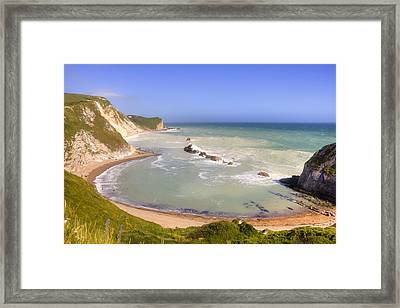 Lulworth Framed Print