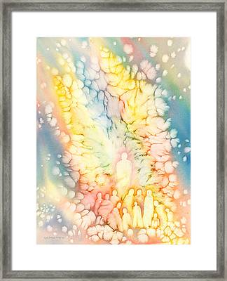 Luminaries Framed Print
