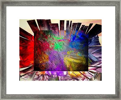 Luminosity  Framed Print
