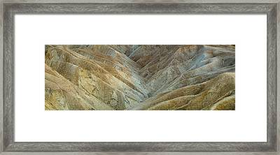 Luminous Lands Framed Print