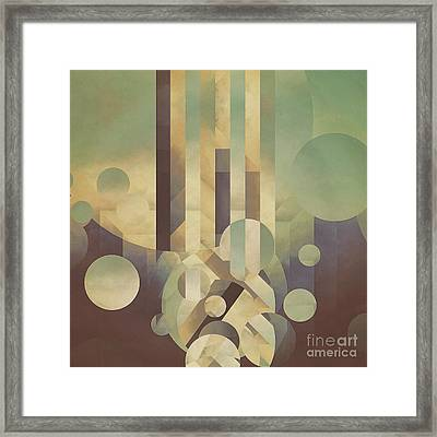 Luminous Perception Framed Print by Lonnie Christopher