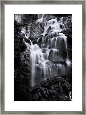 Luminous Waters Framed Print by Janie Johnson