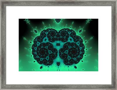 Lumpy Glynn No. 1 Framed Print
