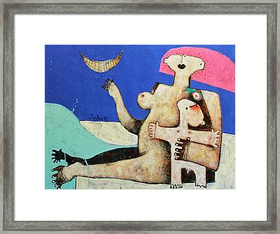 Lunam No. 6 Framed Print